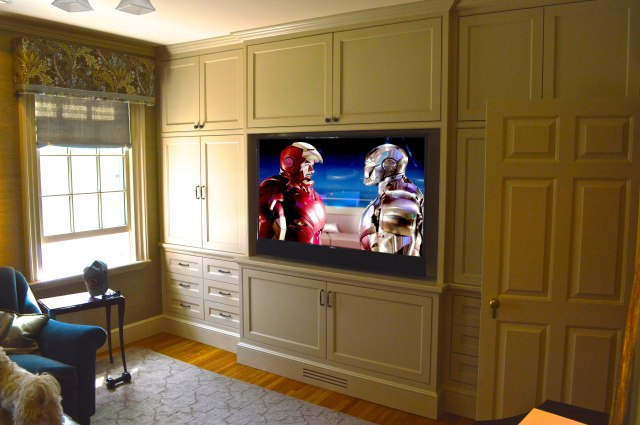 iHome Systems Award winning home theater